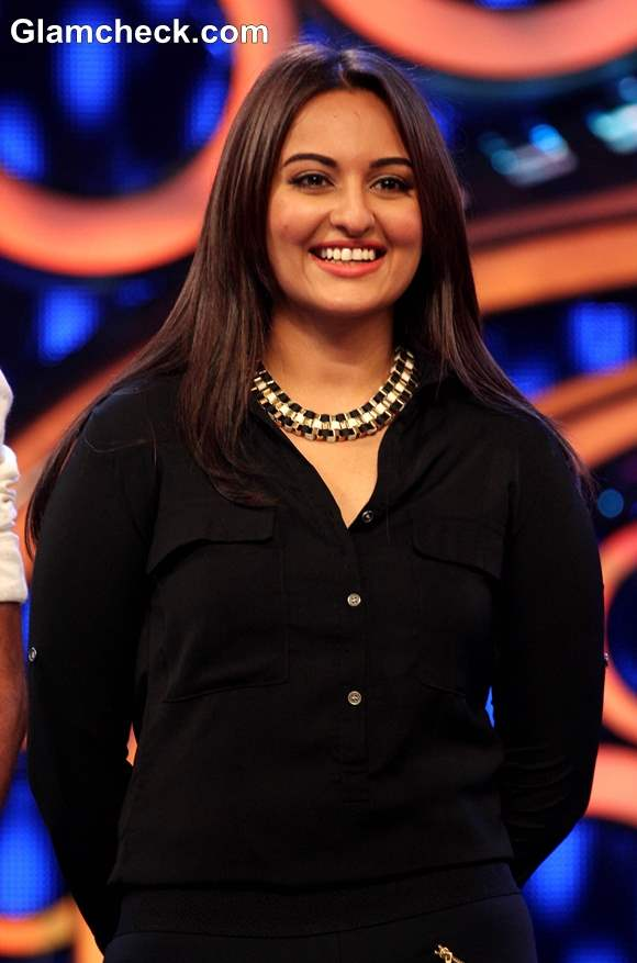 Sonakshi Sinha pictures on Dance India