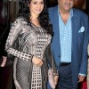 Sridevi with husband Boney Kapoor 2013 pictures