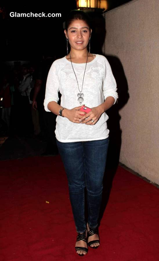 Sunidhi Chauhan at Raveena and Roopa Jewellery Line Launch