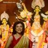 Sushmita Sen Bengali Beauty at Durga Puja 2013