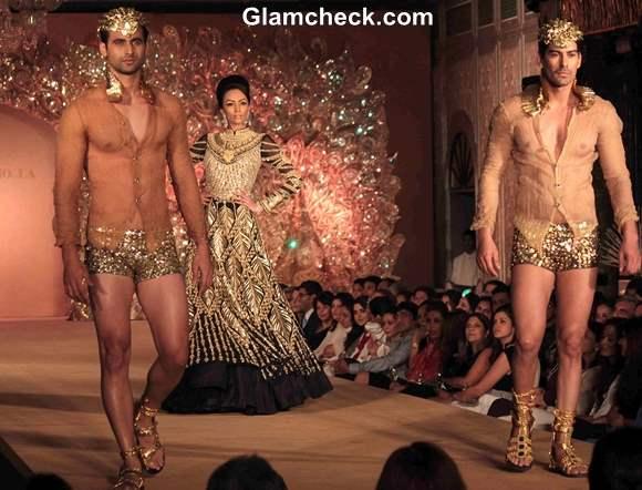 The Golden Peacock Collection Abu Jani and Sandeep Khosla
