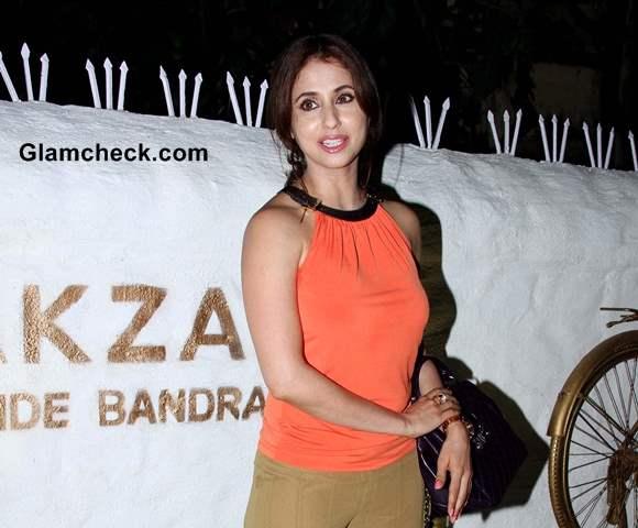 Urmila Mathondkar at Ahakzai Store Launch