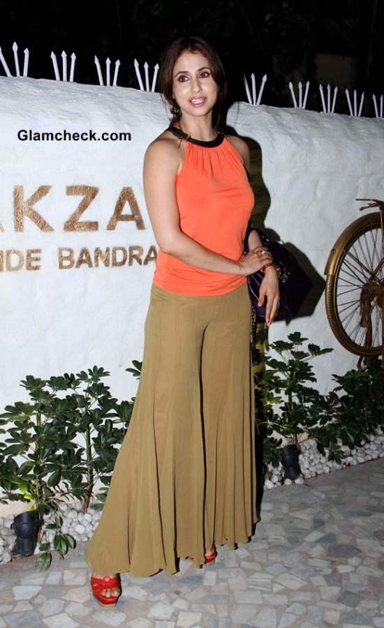 Urmila Mathondkar at Ahakzai by Alvira Khan Store Launch