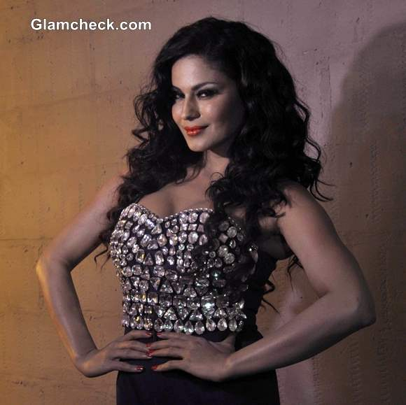 Veena Malik Photo Shoot Mumbai  October 2013 Pictures