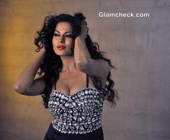 Veena Malik Photo Shoot October 2013 Pictures