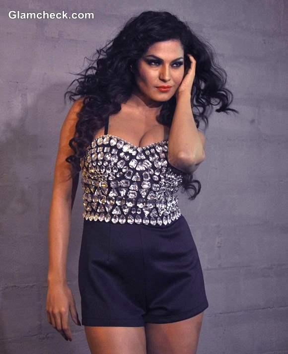 Veena Malik latest Photo Shoot October 2013 Pictures