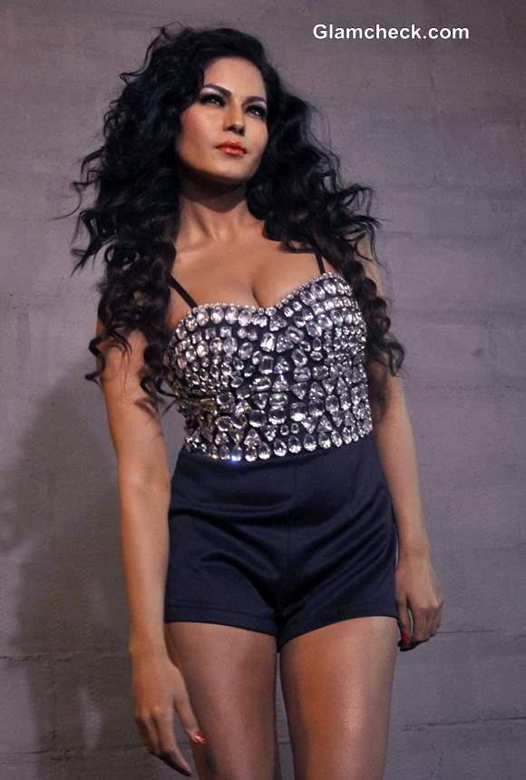 Veena Malik latest Photo Shoot in Mumbai  October 2013 Pictures