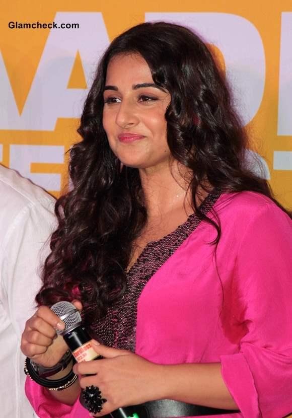 Vidya Balan look in  Shaadi Ke Side Effects