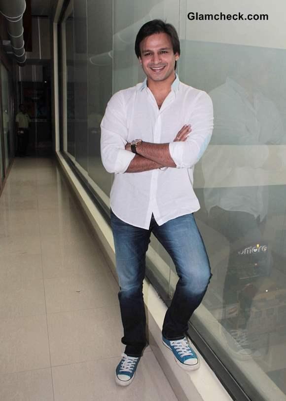 Vivek Oberoi Promotes Raavi With Rimmi Srivastava