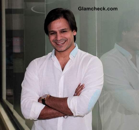 Vivek Oberoi Promotes Raavi