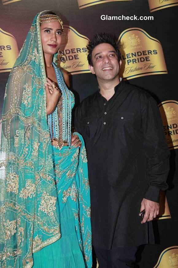 2013 Blenders Pride Fashion Tour Pictures Suneet Varma