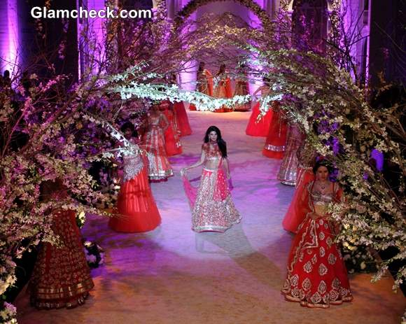 2013 India Bridal Fashion Week Pictures