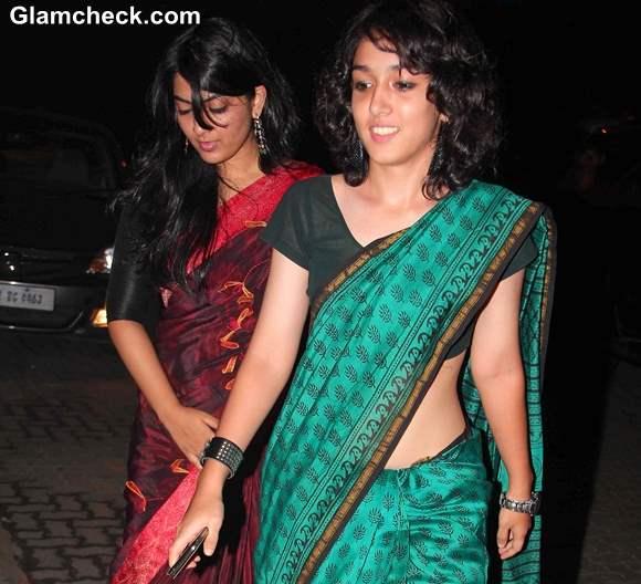 Aamir Khan daughter Ira at Diwali Party