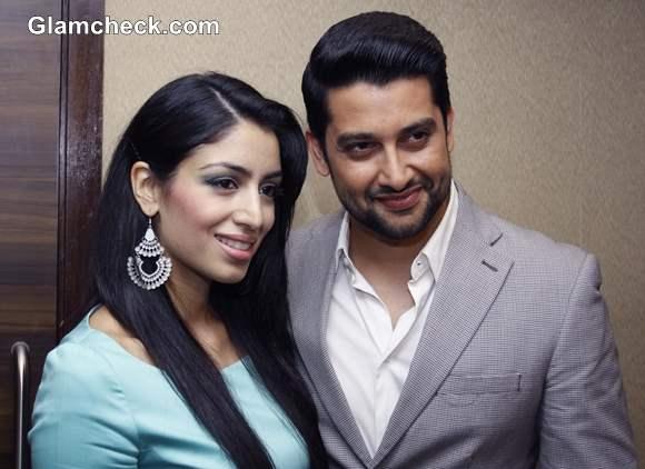 Aftab Shivdasani with his girlfriend Nin Dusanj Pictures