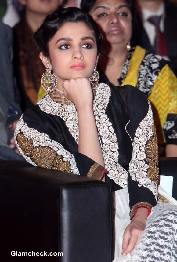 Alia Bhatt at 44th International Film Festival in Goa