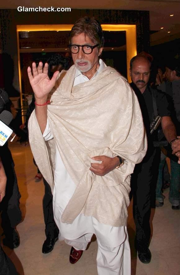 Amitabh Bachchan Launches Ghazal Album Destiny