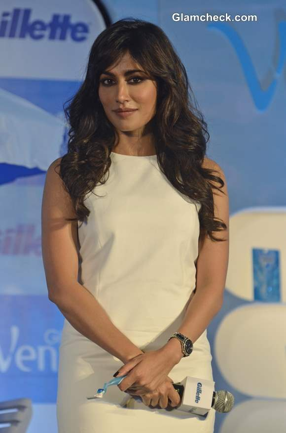 Chitrangada Singh 2013 at Gillette Venus Razor Launch