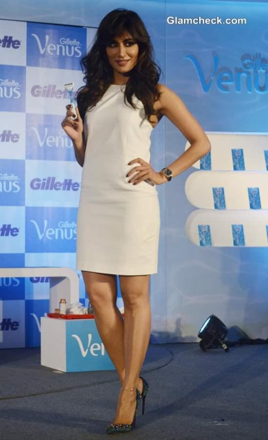 Chitrangada Singh Launches Gillette Venus Razor