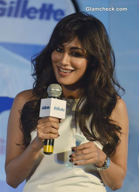 Chitrangada Singh at Gillette Venus Razor Launch