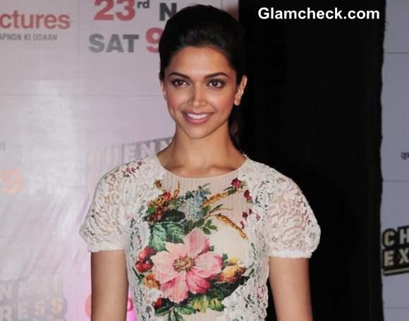 Deepika Padukone Celebrates Chennai Express Success with Zee TV
