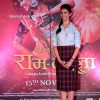 Deepika Padukone Shows How to Team Plaid Skirt with Denim Shirt