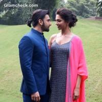 Deepika Padukone and Ranveer Singh Pictures