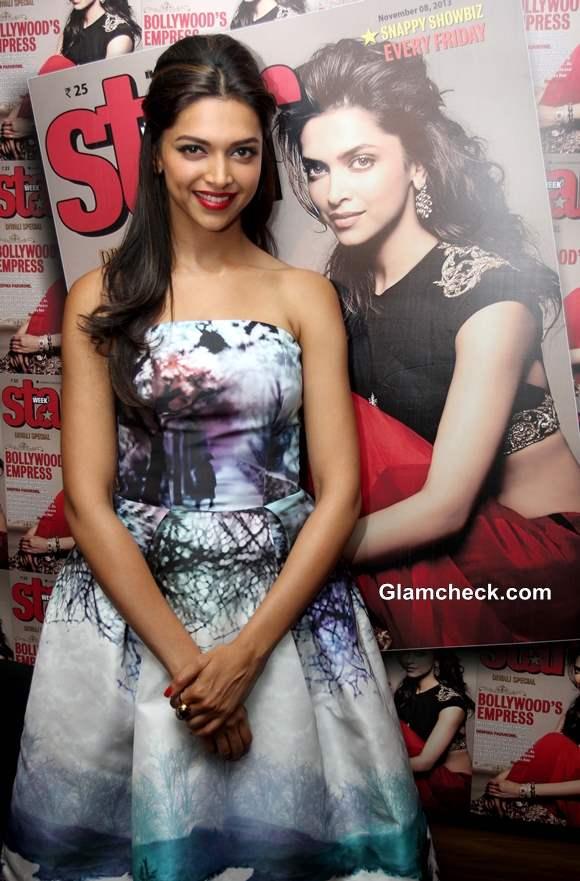 Deepika Padukone at Star Week Magazine Diwali Edition Unveiling