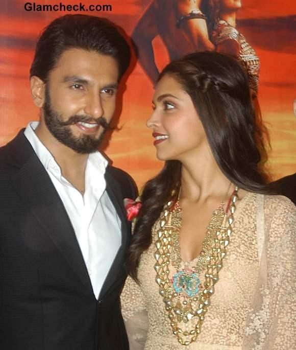 Deepika Ranveer Ram-Leela