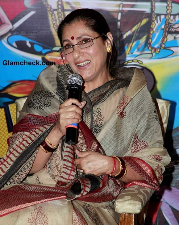 Dimple Kapadia in What the Fish movie