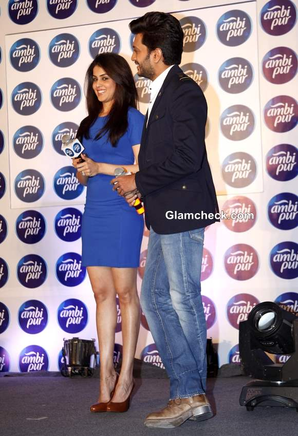 Genelia and Riteish Deshmukh Pictures 2013