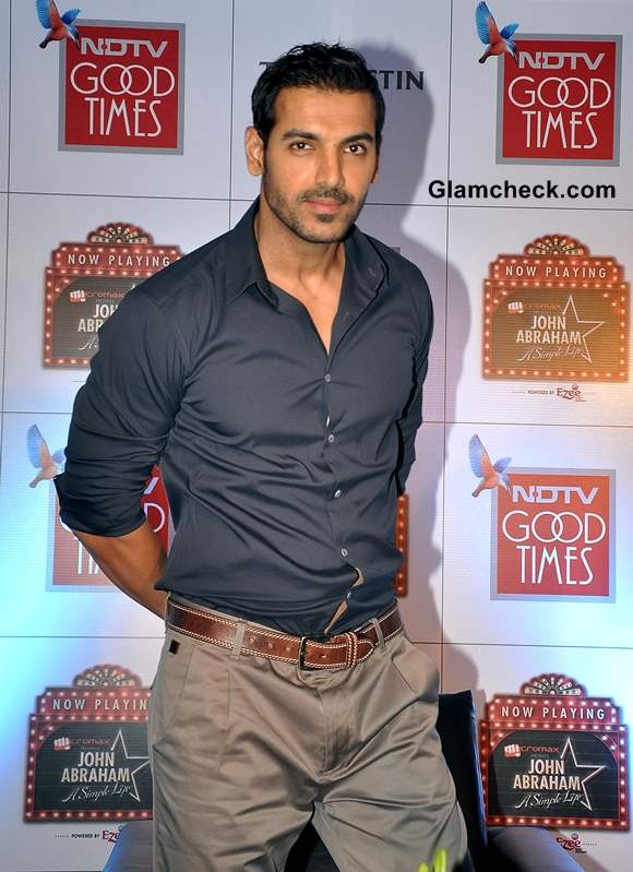 John Abraham To Make TV Debut with A Simple Life