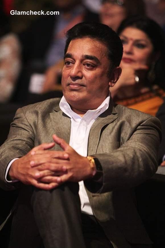 Kamal Haasan at 44th International Film Festival in Goa