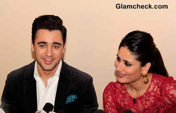 Kareena Kapoor Imran Khan Promote Gori Tere Pyar me at Kaun Banega Crorepati