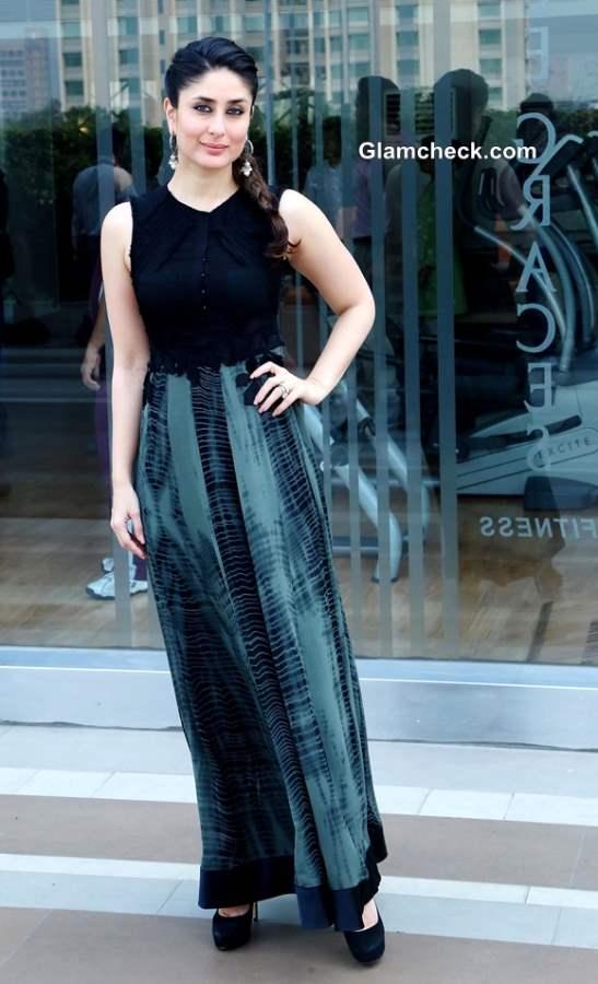 Kareena Kapoor Promotes Gori Tere Pyaar Mein in New Delhi