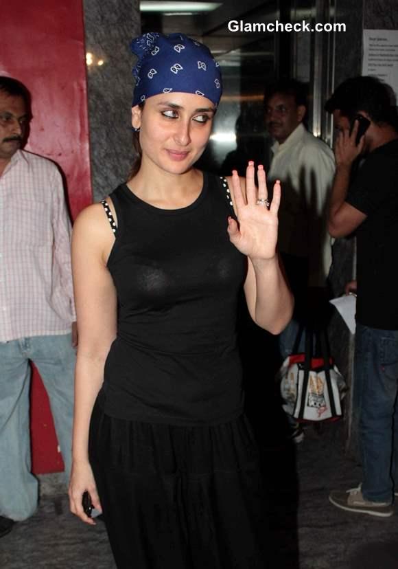 Kareena Kapoor at Screening of Gori Tere Pyaar Mein