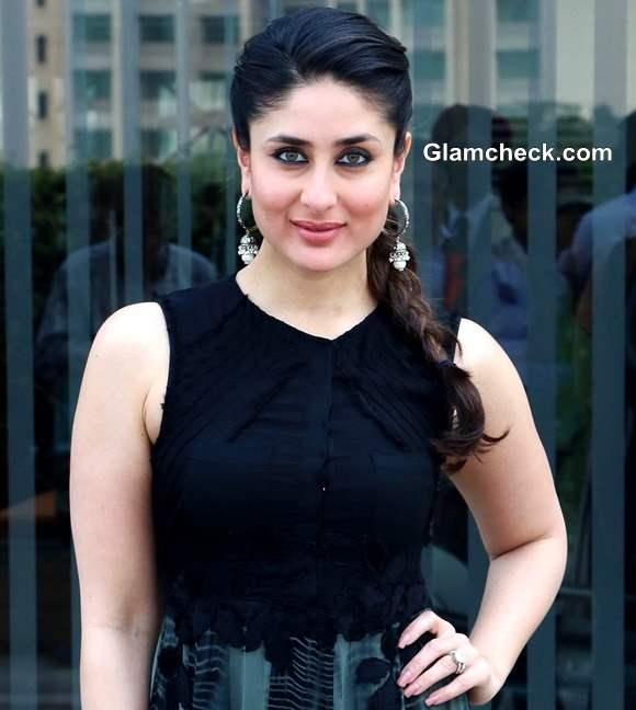 Kareena Kapoor hairstyle 2013 pictures