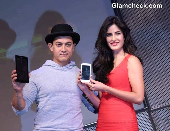 Katrina Kaif Aamir Khan Pictures Dhoom 3