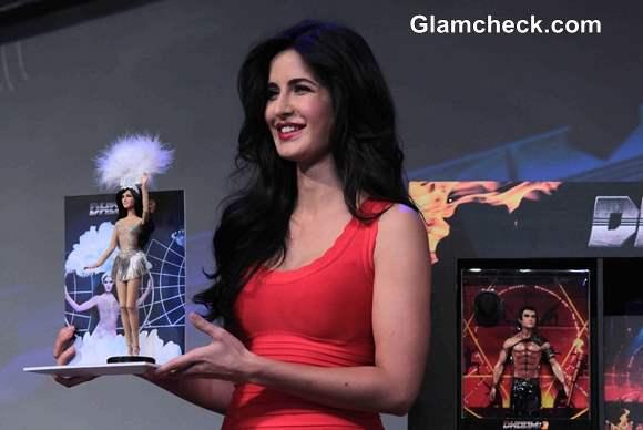 Katrina Kaif Dhoom 3 Merchandise