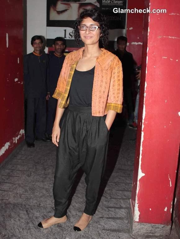 Kiran Rao at Special Screening of Gori Tere Pyaar Mein