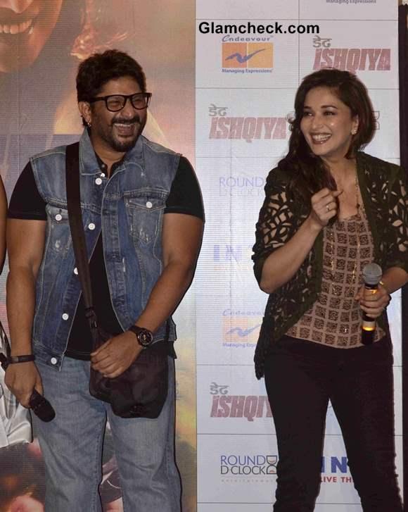 Madhuri Dixit 2014 Dedh Ishqiya Movie