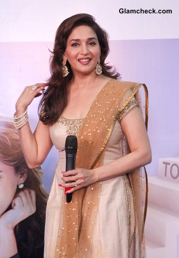 Madhuri Dixit Gets on Board to Prevent and Control Diabetes