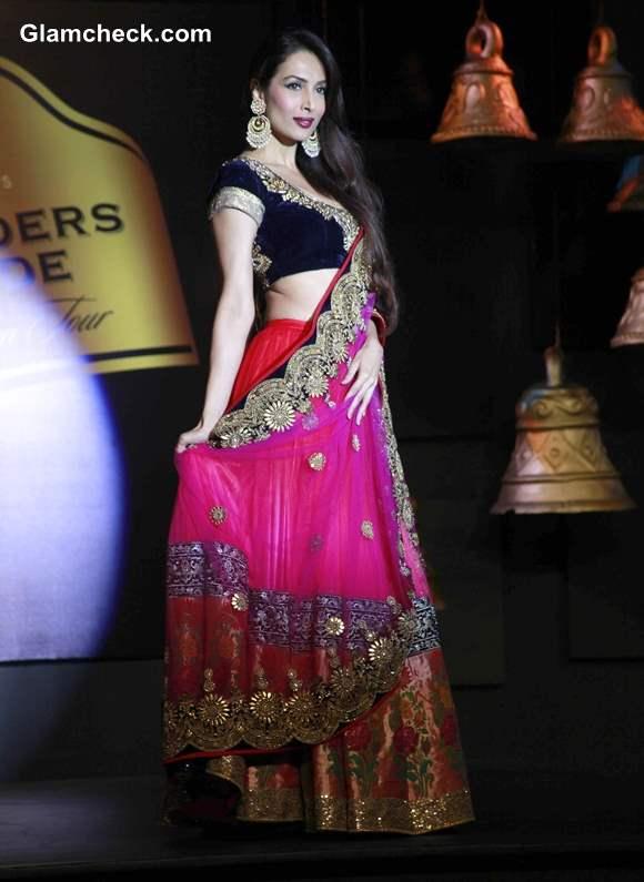 Malaika Arora Khan at Blenders Pride Fashion Tour 2013 Mumbai