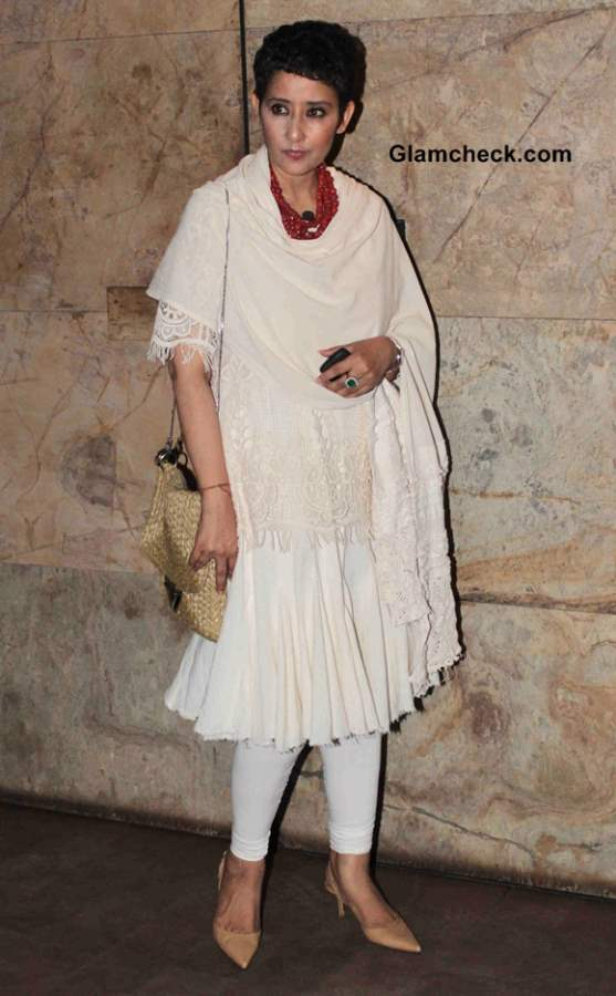 Manisha Koirala at Ram-Leela Screening