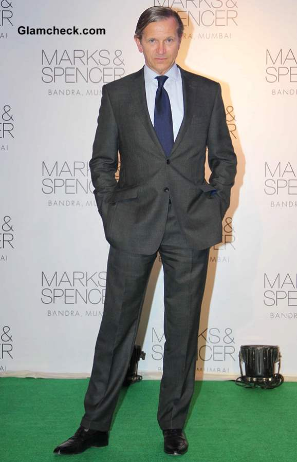 Marc Bolland Chief Executive Marks and Spencer