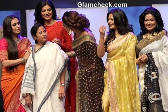 Mousumi Chaterjee koel at Kolkata International Film Festival 2013