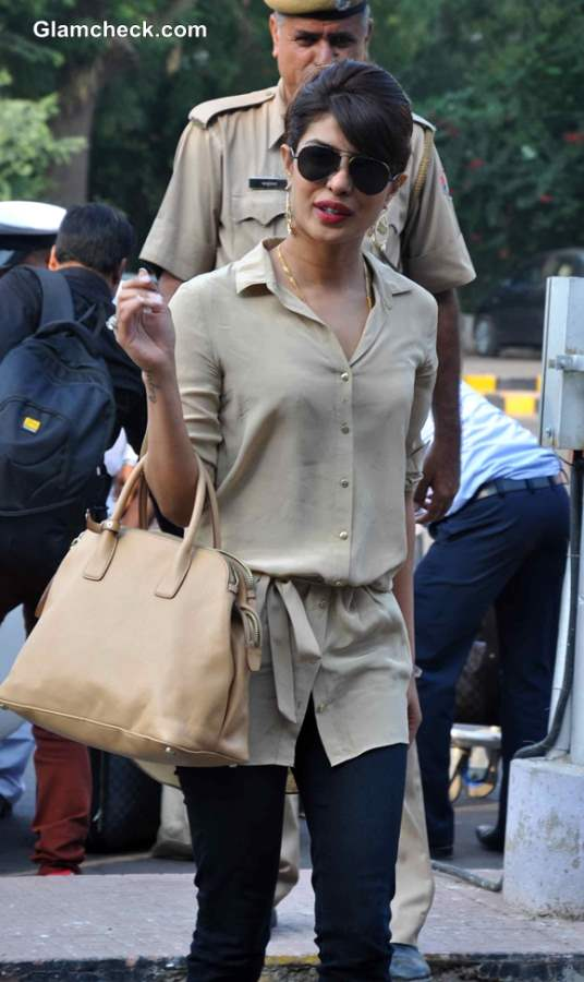 Priyanka Chopra Casual Style