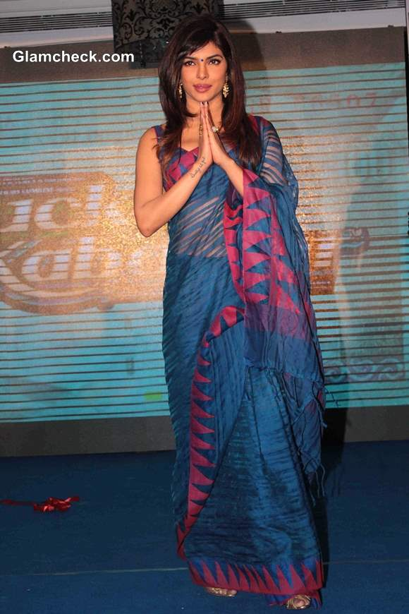 Priyanka Chopra Launches Music of Lucky Kabootar Movie