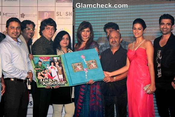 Priyanka Chopra Launches Music of Lucky Kabootar