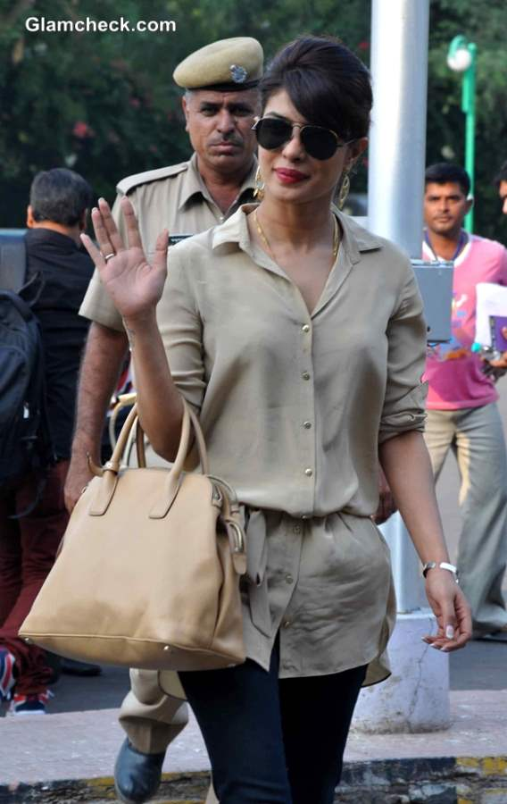 Priyanka Chopra Style 2013