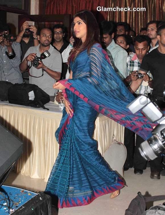 Priyanka Chopra at Lucky Kabootar Music Launch